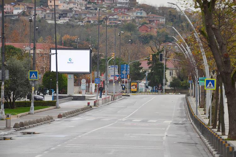 Beykoz'da birçok yol pazar günü trafiğe kapanacak