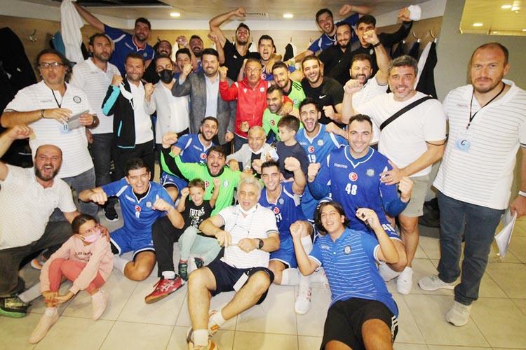 Beykoz Avrupa Kupası'na iyi başladı