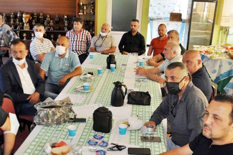 Beykoz Kulüpler Birliği rutin toplantılarına başladı