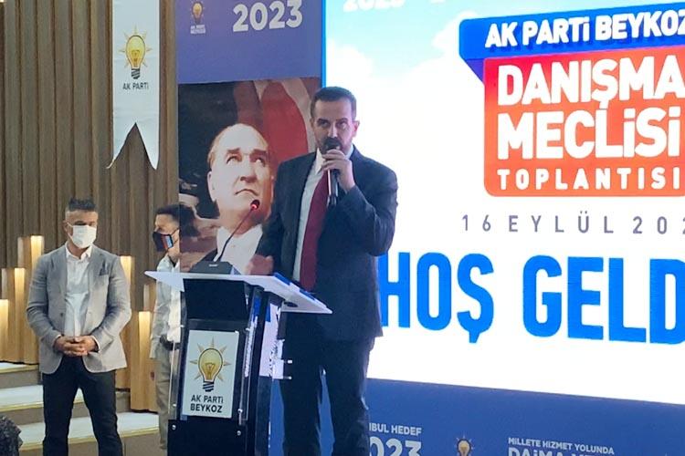 Hanefi Dilmaç, Beykoz'da yüzde 60 oy alacağız