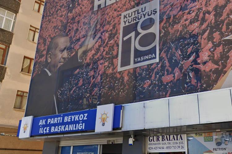 AK Parti Beykoz'dan eleştirilere cevap gecikmedi