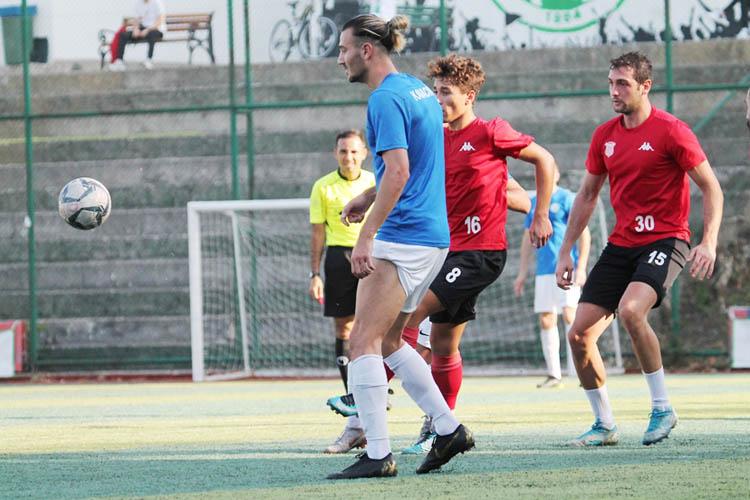 Kavacıkspor Dikilitaş'tan mutlu ayrıldı 3-0