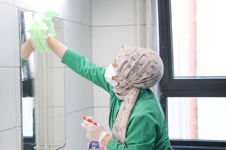 Beykoz'da temizlik kültürü okulda başlıyor