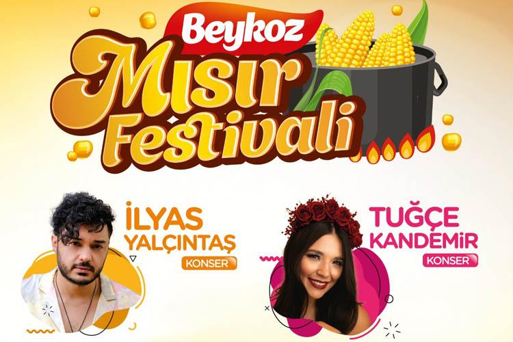 Beykoz'da İlyas Yalçıntaş ve Tuğçe Kandemir konseri