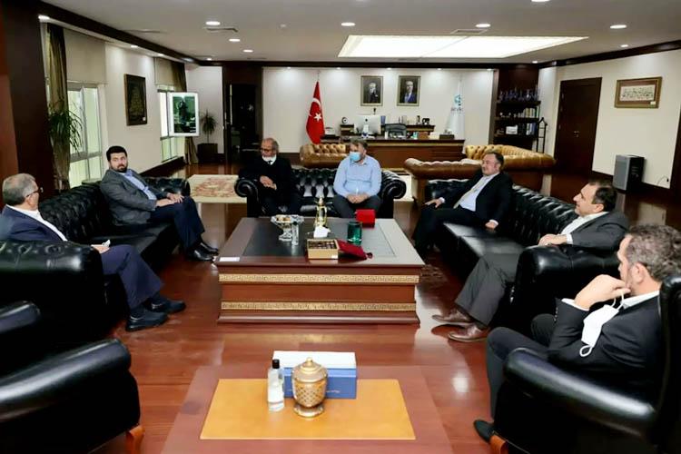 Beykoz Belediye Başkanına Poyrazköy teşekkürü