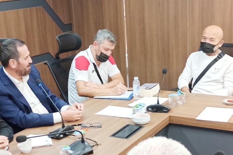 Hanefi Dilmaç'tan Beykoz Spor Kulübü açıklaması