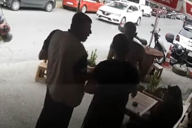 Beykoz'da engellileri darbeden kişi serbest bırakıldı