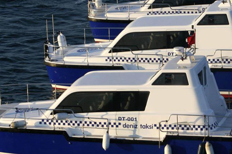 Beykoz'da deniz taksi fiyatları cep yaktı