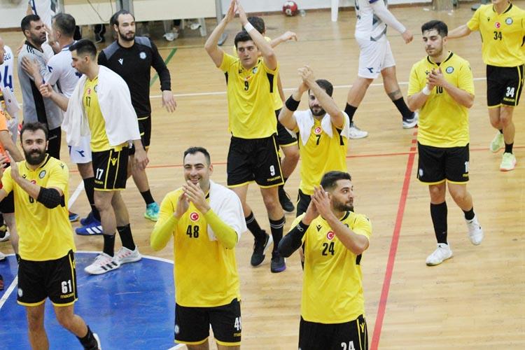 Beykoz Belediyesi hentbolda kendi rekorunu kırdı