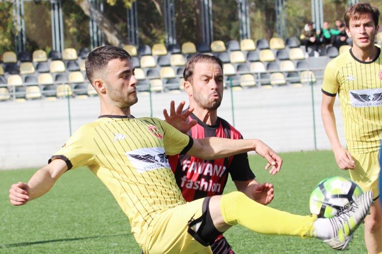 Beykoz'daki hazırlık maçı 2 – 2 bitti