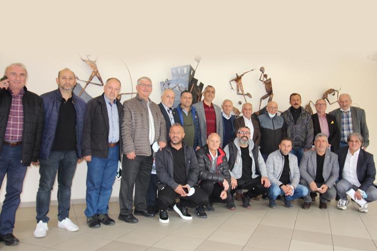Bu kez Marmara Üniversitesi'nde toplandılar