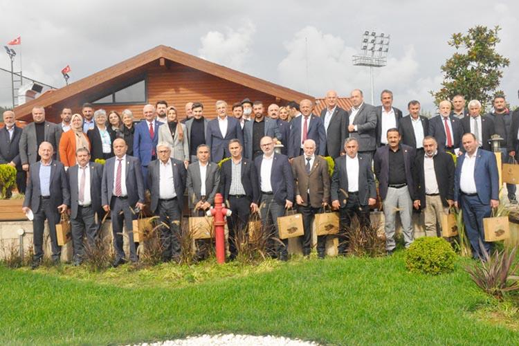 19 Ekim Muhtarlar Günü Beykoz'da kutlandı