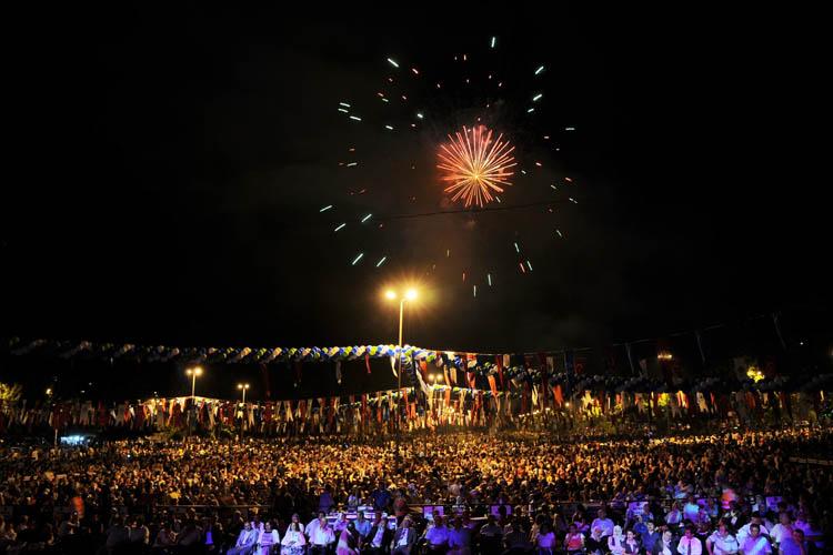 Beykoz hafta sonu festivale doyacak
