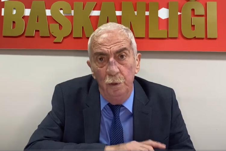 CHP Beykoz İlçe Başkanı Aydın Düzgün aylar sonra konuştu