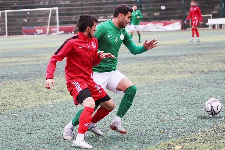 Kavacıkspor'dan kötü prova: 0-4