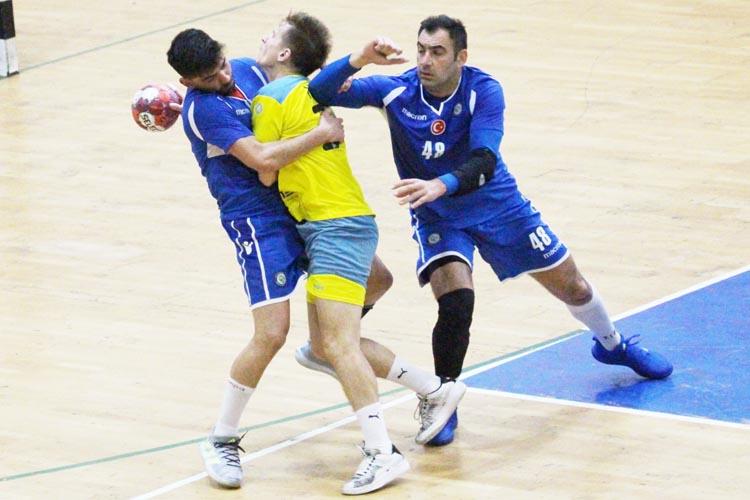 Beykoz Belediyesi Avrupa Kupasında Rusya'da veda etti